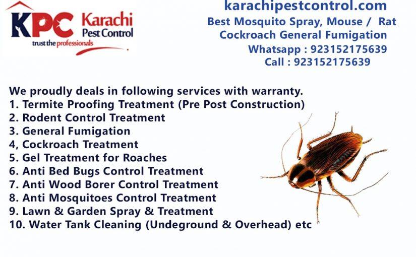 KPC – KarachiPestControl.com